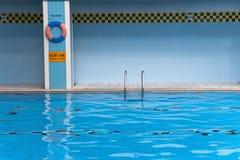 合并游泳 免版税图库摄影