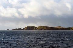 合恩角,火地群岛,巴塔哥尼亚,南美 免版税库存图片