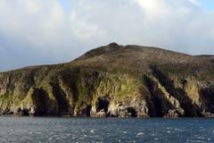 合恩角,火地群岛,巴塔哥尼亚,南美 免版税库存照片