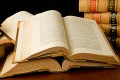 合法的研究 免版税库存图片