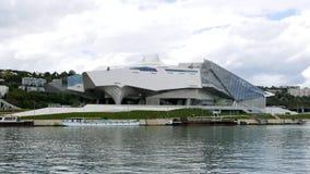 合流博物馆TIMELIPSE在利昂 影视素材