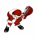 吉他圣诞老人抽杀