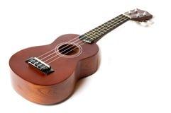 吉他尤克里里琴 库存图片