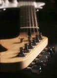 吉他脖子 图库摄影