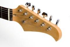 吉他脖子 库存图片