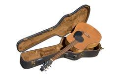 吉他 库存照片