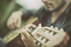 吉他 免版税图库摄影