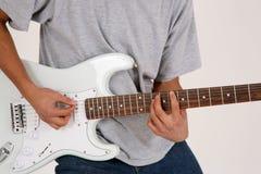 吉他1 免版税图库摄影