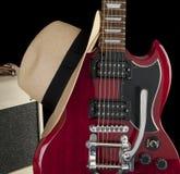 吉他1 库存照片
