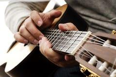 吉他5 图库摄影