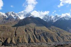 吉尔吉斯斯坦-中央天山地区 图库摄影