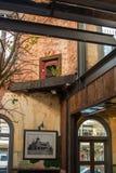 吉尔福德旅馆再打开 免版税图库摄影
