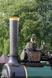 吉尔福德,英国- 2018年5月28日:传统葡萄酒蒸汽trac 免版税库存图片