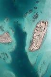 吉布提海岛 库存图片
