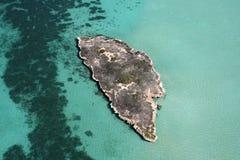 吉布提海岛 库存照片