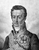 吉恩・ Baptiste de Villele 库存图片