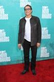 吉恩克劳德・ 2012 MTV电影的范・ Damme授予到达, Gibson圆形剧场,通用城市,加州06-03-12 库存照片
