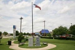 吉瓦尼斯俱乐部停放, Millington, TN 库存图片