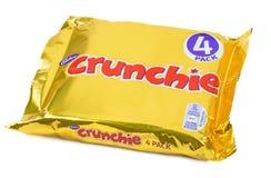 吉百利Crunchie 免版税库存图片