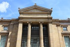 吉美国立亚洲艺术博物馆,巴黎 免版税库存照片