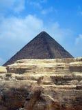 吉萨棉金字塔:开罗埃及 库存图片