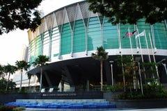 吉隆坡会议中心 库存图片