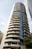 吉隆坡办公室塔 免版税库存图片