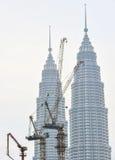 吉隆坡发展 库存图片