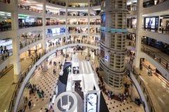 吉隆坡商城 免版税图库摄影