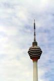 吉隆坡塔 免版税库存图片