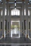 吉隆坡清真寺城市scape 免版税图库摄影