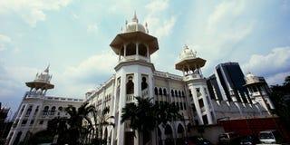 吉隆坡火车站 库存图片