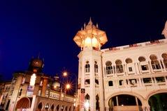 吉隆坡火车站 图库摄影
