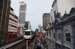 吉隆坡运输 库存图片