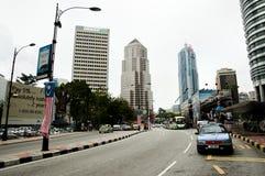 吉隆坡,马来西亚- 2010年11月26日 免版税库存图片