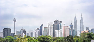 吉隆坡 库存图片