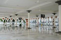 吉隆坡Jamek清真寺在马来西亚 库存图片