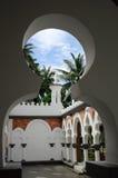 吉隆坡Jamek清真寺在马来西亚 库存照片