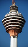 吉隆坡tower3 库存图片