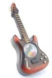吉他装饰 免版税库存照片
