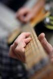 吉他5 库存照片