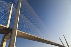 吊桥 库存图片