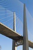 吊桥 免版税库存图片