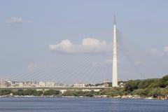 吊桥Ada 2 库存照片