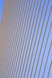 吊索Rama 8桥梁 库存图片
