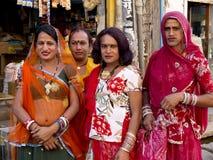 同性恋者总称在印度。 免版税库存照片