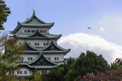 名古屋城堡 免版税库存照片