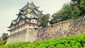 名古屋城堡 免版税库存图片