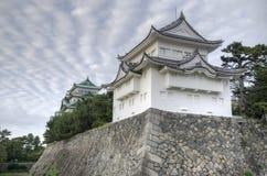名古屋城堡 库存照片