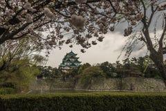 名古屋城堡 库存图片